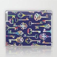 Rainbow Keys Laptop & iPad Skin