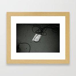 Starlist Framed Art Print