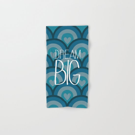 Dream BIG Hand & Bath Towel