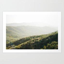 Laguna Hills Art Print