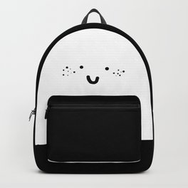 VERY HAPPY FRECKLED FACE Backpack