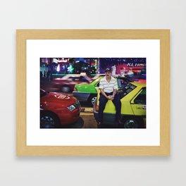Asia 45 Framed Art Print