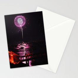 Marblehead Fireworks Stationery Cards