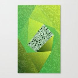 Twirl-220116b Canvas Print