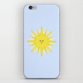 Sun in Splendour iPhone Skin
