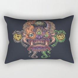 Inner Gods/02-The shinning protector Rectangular Pillow