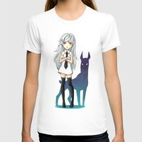 doberman T-shirts featuring Doberman by Freeminds