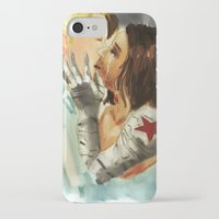 stucky iPhone & iPod Cases featuring Stucky Home at last by Pruoviare