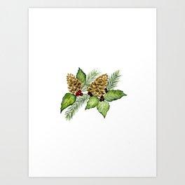 Pine For Me Art Print
