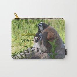 lemur eyes Carry-All Pouch