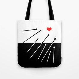 heart. Tote Bag