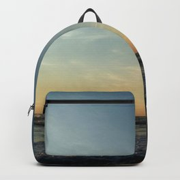Oceanic landscape: Lacanau  12 Backpack