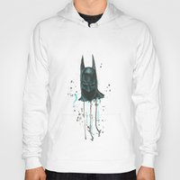 bat man Hoodies featuring Bat man by McCoy