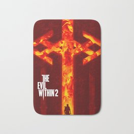 The Evil Within 2 Bath Mat