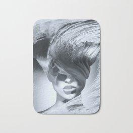 Wave girl Bath Mat