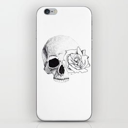Dead Roses iPhone Skin