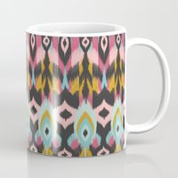 bohemian Mugs featuring Bohemian Tribal by Bohemian Gypsy Jane