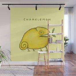 Chamelemon Wall Mural