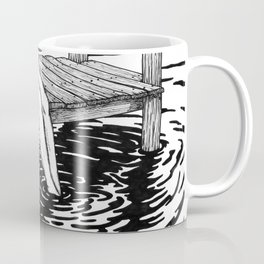 By the Docks Coffee Mug