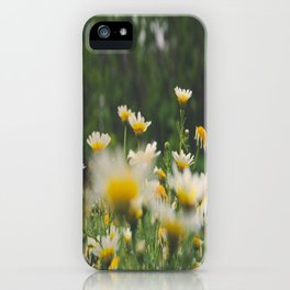 Margaridas iPhone Case