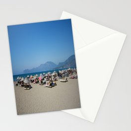 Iztuzu Beach Dalyan Turkey Stationery Cards