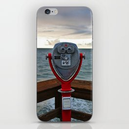 Newport Beach  iPhone Skin