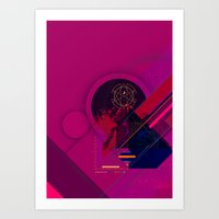 medical Art Prints featuring Occult Medical Treatment by Largetosti