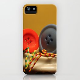 First Date, First Love iPhone Case