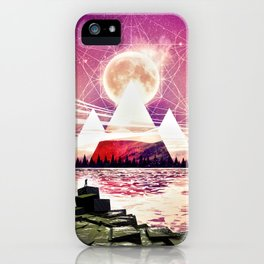 Awe iPhone Case