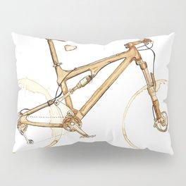 Coffee Wheels #00 Pillow Sham