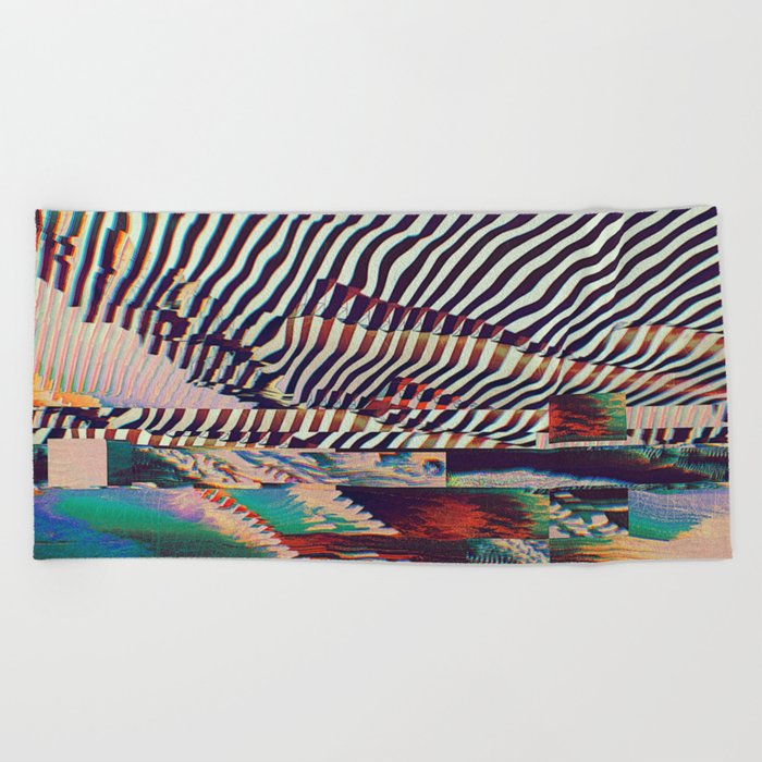 AUGMR Beach Towel