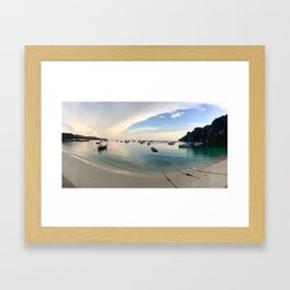 Koh Phi Phi Framed Art Print