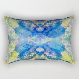 Kaleidoscope Awakening Rectangular Pillow