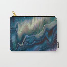 Colorful agate III Carry-All Pouch