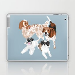 Barclay, Rhett, Ozzie and Gus Laptop & iPad Skin