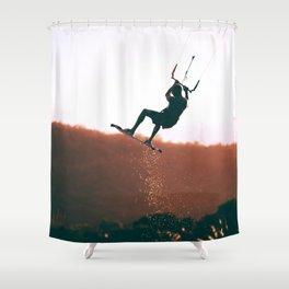 Big Air Shower Curtain