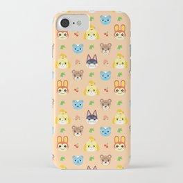Animal Crossing - Peach iPhone Case