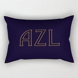 Monogram Rectangular Pillow