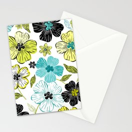 Flower Field 2 Stationery Cards