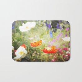 Magic Poppies Bath Mat