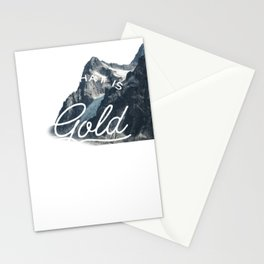 Find New Peaks Stationery Cards