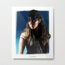 Imperator Lexa Metal Print