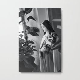 The Little Flower - St. Therese of Lisieux Metal Print