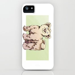 Camembear iPhone Case