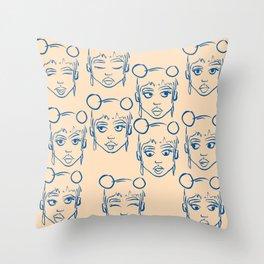 Erica Throw Pillow