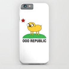 Ooo Republic Slim Case iPhone 6s