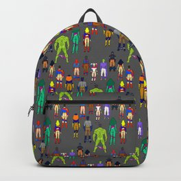 Superhero Butts - Power Couple Backpack