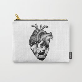 WILD HEART Carry-All Pouch