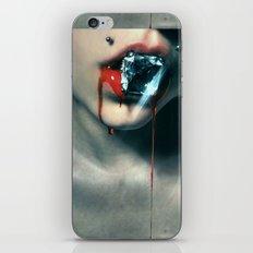 Blood Diamond iPhone & iPod Skin