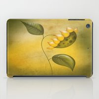 sunflower iPad Cases featuring Sunflower by flamenco72